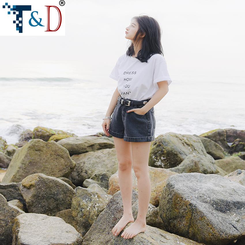 ÁO THUN NỮ DRESS MÀU TRẮNG D609