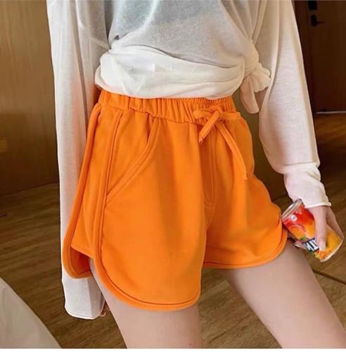 Quần short cotton nữ 4 túi thời trang CAM S81